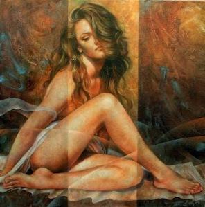 Arthur Braginsky-artista que  trabaja en pinturas al óleo, aceite, petróleo, sobre lienzo.